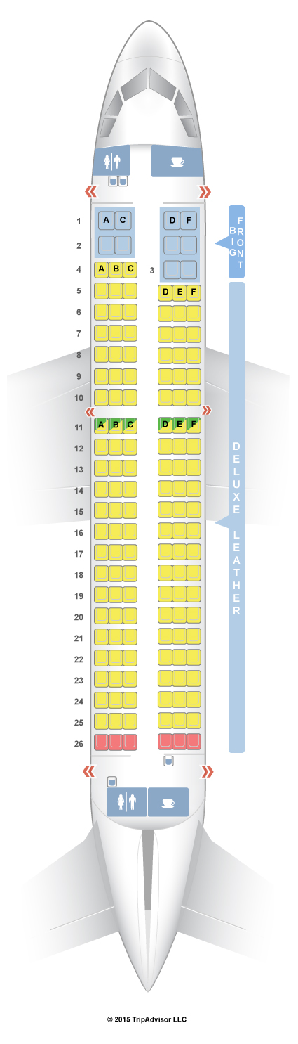 american airlines seating assignments